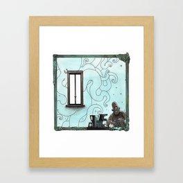 About Flatland 1. Framed Art Print