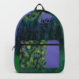 Backyard Sunrise Backpack