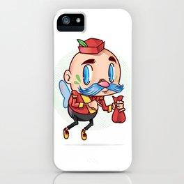 Jelly Bean Fairy iPhone Case