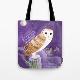 Totem Barn owl (GREFA) Tote Bag
