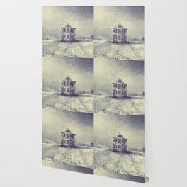 Smokes House Wallpaper
