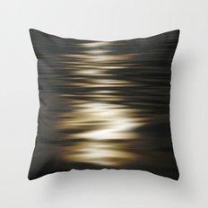 Light flow 2 Throw Pillow