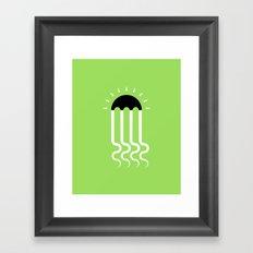 ENCOUNTER - Jelly Framed Art Print