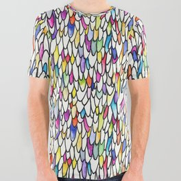 Gursdee-esque All Over Graphic Tee