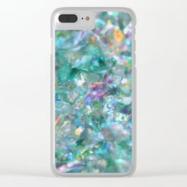 Mermaidia Clear iPhone Case