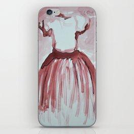 Vestido iPhone Skin