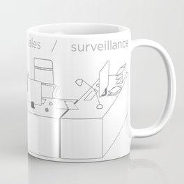 MEGA DESK Coffee Mug