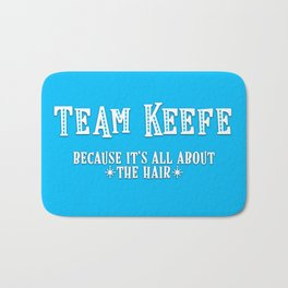 Team Keefe Bath Mat