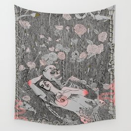 Fragrance of Light Wall Tapestry