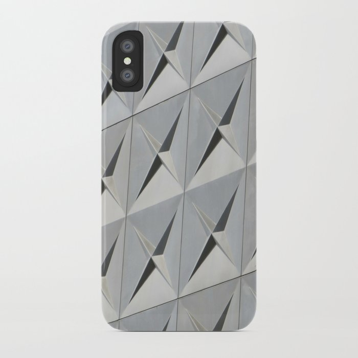 Repetitive Architecture iPhone Case