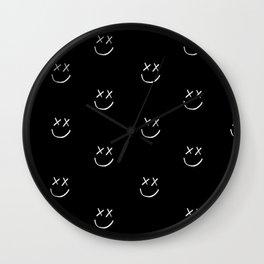 LT. SMILEY Wall Clock
