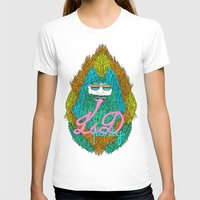 lsd T-shirts featuring Lsd party by DIVIDUS