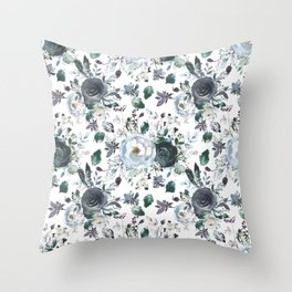 Azul are you with me? Throw Pillow