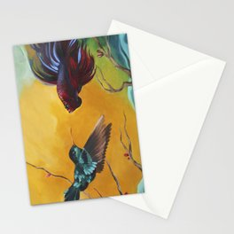 The Fighters Stationery Cards