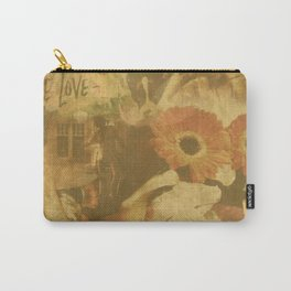 LOK Live Love Montage Carry-All Pouch