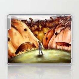 November 1st Pumpkin Patch Laptop & iPad Skin