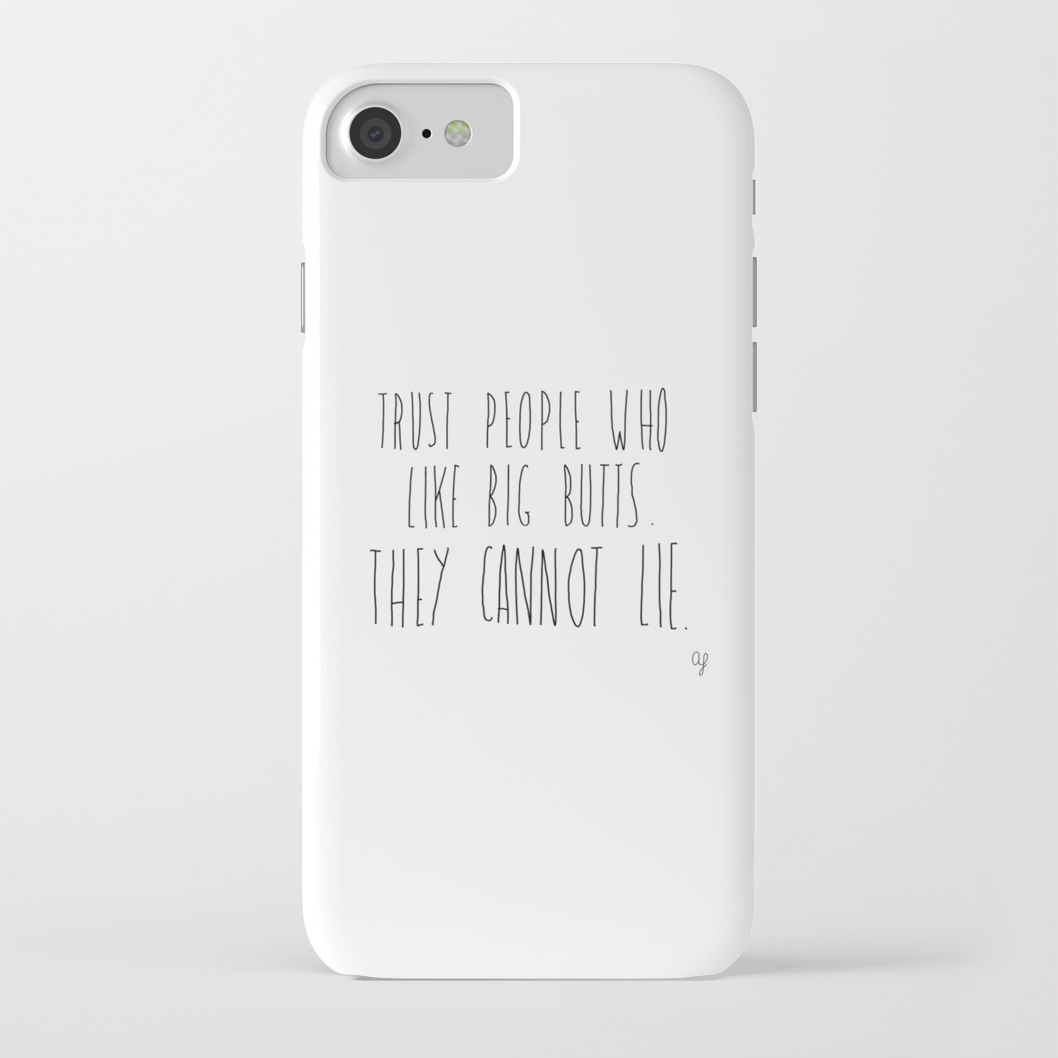 Butts Butts Butts iphone case