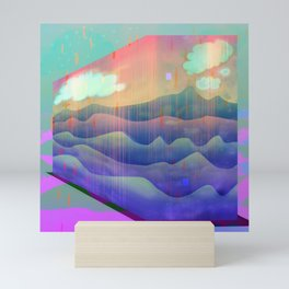Sea of Clouds for Dreamers Mini Art Print