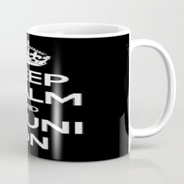 Keep Calm and Bruni On Coffee Mug