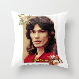 Richard ramirez Throw Pillow