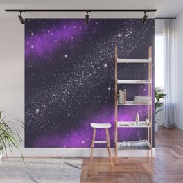 Ultra Violet! Wall Mural