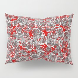 I Want to Ride My Bicycle Pillow Sham
