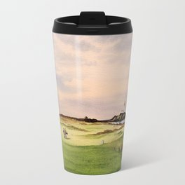 Turnberry Golf Course 12th Hole Travel Mug