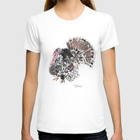 turkey T-shirts featuring Turkey by Elena Sandovici