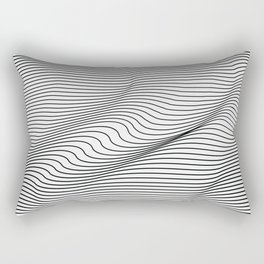 Minimal Curves Rectangular Pillow