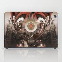 mandie manzano iPad Cases featuring Pyropriest by Andre Villanueva