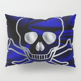 Pirate Flag Pillow Sham