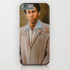 Kramer Seinfeld painting iPhone 6s Slim Case