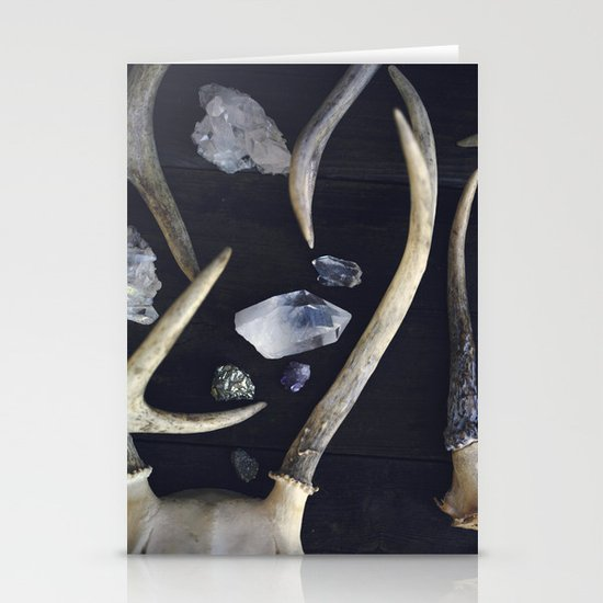 Stag & Stone Stationery Cards