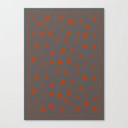 Ethnic Mosaic II Canvas Print