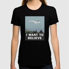 I Want to Believe (in Falkor) T-shirt