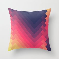 Disillusion Throw Pillow