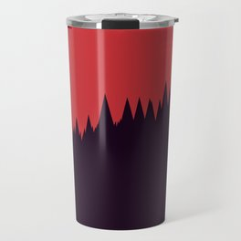 A Cabin in the Wood Travel Mug
