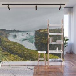 Gigantic Gullfoss Wall Mural