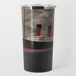 Titanic Centennial Travel Mug