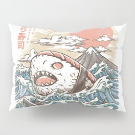 Sharkiri Sushi Pillow Sham