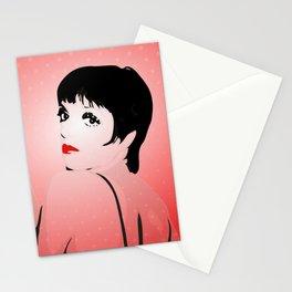 Liza Minnelli - Liza with a Z - Pop Art Stationery Cards