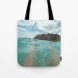 Hawaii Water III Tote Bag