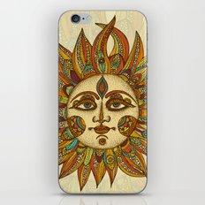 Helios iPhone Skin