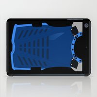 avenger iPad Cases featuring The nocturnal avenger by ashleyrosed