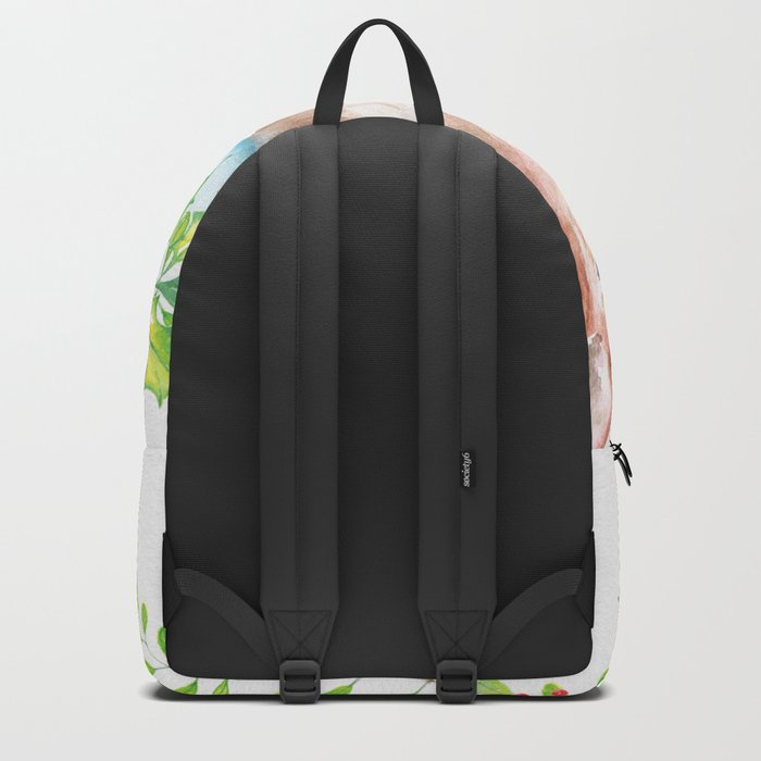 Winter animal #15 Backpack