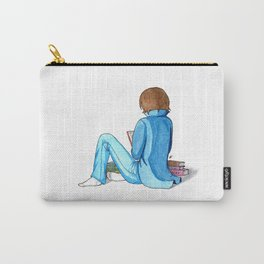 Books Carry-All Pouch