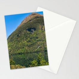 Beautiful Reflections at Lake Gunn, NZ Stationery Cards