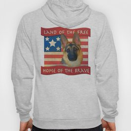 Home of the Brave Hoody