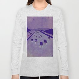 Nightscape 01 Long Sleeve T-shirt