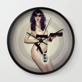 Girls got Balls - censored version Wall Clock